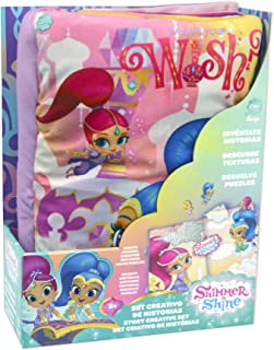 Shimmer And Shine - Set Creativo de Historias (Cife 40932)