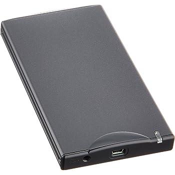 玄人志向 SSD/HDDケース 2.5型対応 USB2.0接続 2.5型IDEハードディスクを再活用 GW2.5IDE-U2