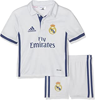 Adidas 2016-2017 Real Madrid Home Mini Kit