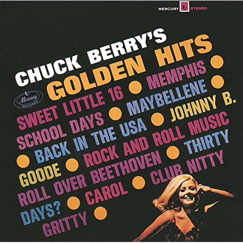 Chuck Berrys Golden Hits By Chuck Berry On Amazon Music Amazon