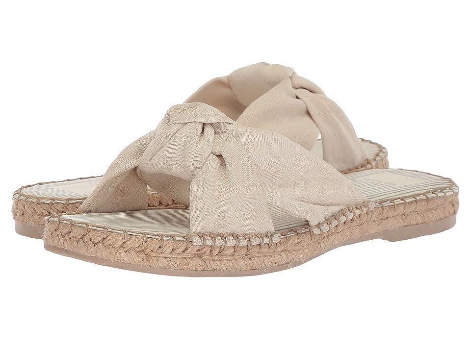 Dolce Vita Benicia (Off-White Linen) Women