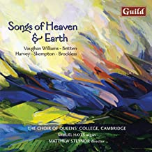 Three Choral Hymns: Easter Hymn