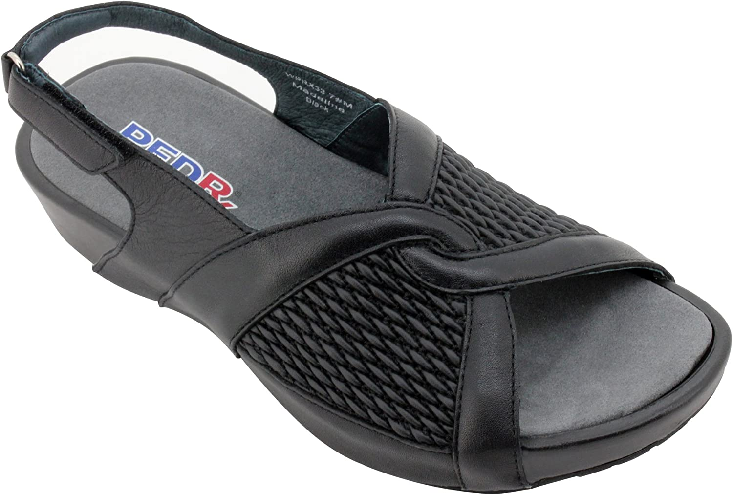 Max 52% OFF Propet Womens Madeline trend rank Comfort Cushion Sandals Casual