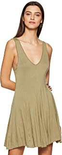 Forever 21 Rayon Body con Dress