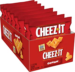 Cheez-It Baked Snack Cheese Crackers