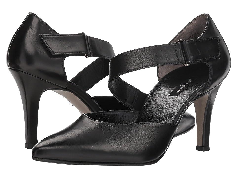 Paul Green Desire (Black Leather) Women
