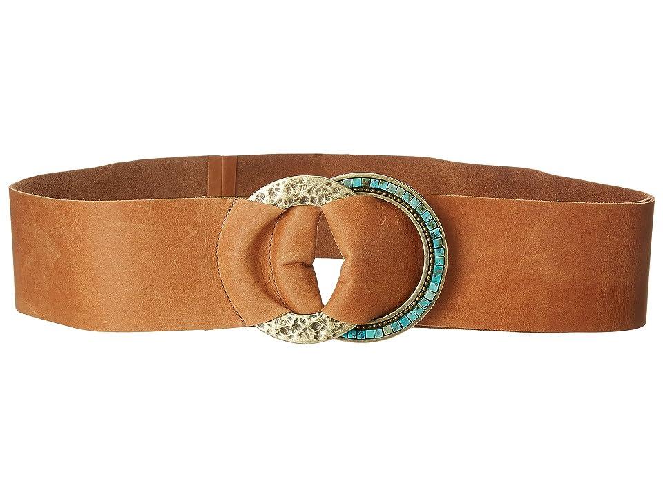 Leatherock Jessa Belt (Cognac) Women