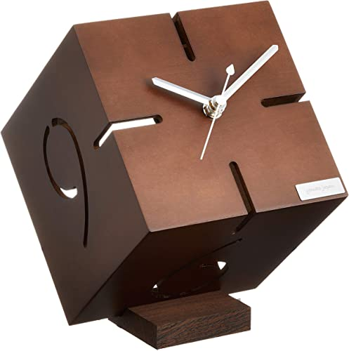 tienda en linea PUZZLE stand clock clock clock STAND CLOCK M marrón  más descuento