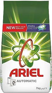 Ariel Automatic Powder Laundry Detergent, Original Scent, 7KG