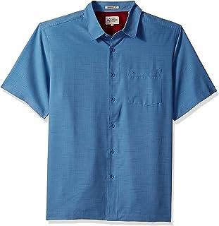 Quiksilver Men's Centinela 4 Button Down Shirt