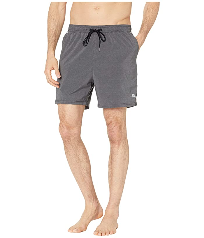 Tommy Bahama IslandActive(r) Naples Hybrid Swim Trunk (Fog Grey) Men