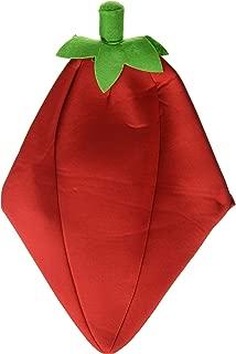 Beistle 60246 Plush Chili Pepper Hat