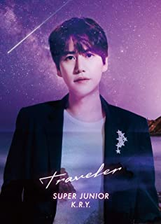 【Amazon.co.jp限定】Traveler【キュヒョン ver.】(CD)(初回盤)(ビジュアルシート付き)