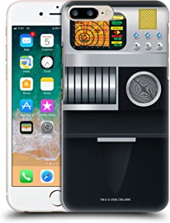 Official Star Trek Tricorder Gadgets Hard Back Case Compatible for iPhone 7 Plus/iPhone 8 Plus
