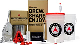 Northern Brewer – Brew. Share. Enjoy. HomeBrewing Starter Set, Equipment and Recipe..