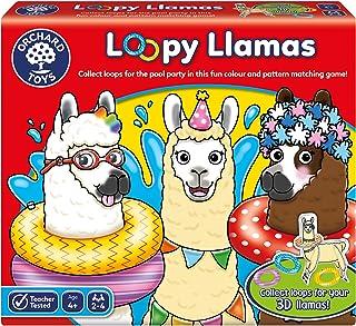 Orchard Toys Loopy Llamas Game