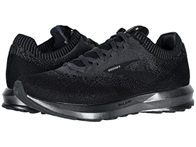 Brooks Levitate 2 (Black/Ebony/Black) Women