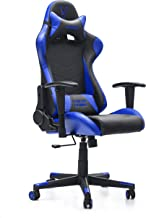 Woxter Stinger Station Blue - Silla Gaming (Eje Acero,