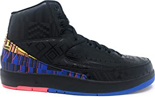 71a34da9d Nike Air Jordan 2 Retro BHM Black History Month BQ7618-007 Basketball Shoes