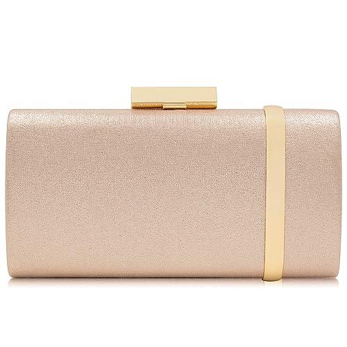 a8035669dce2 Women s clutches Glitter Evening Bag Bridal Cocktail Clutch Purse Handbags
