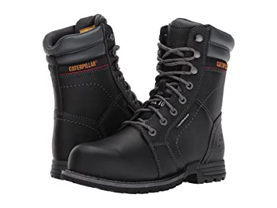 Caterpillar Echo Waterproof Steel Toe (Black) Women