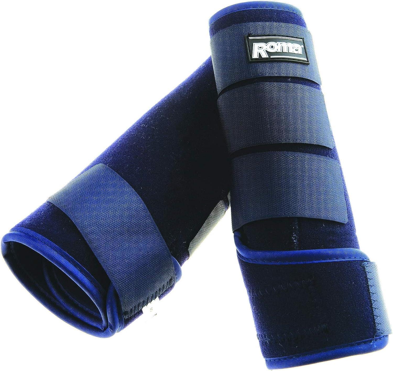 Roma Pro Tec Breathable Sport Boots (Cob) (Navy)
