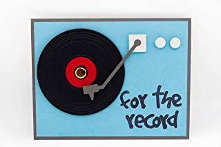 FATHER'S DAY: Record Player, Record Birthday, Music, Happy Birthday, Happy Anniversary, Best Dad Record, You're the Best D...