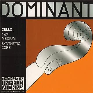 dominant cello