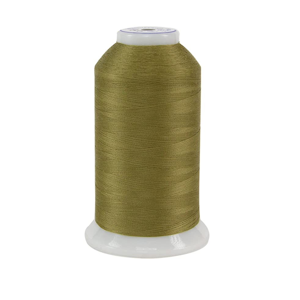 Superior Threads 11602-515 So Fine Patio Green 3-Ply 50W Polyester Thread, 3280 yd