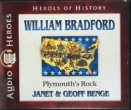 William Bradford Audiobook: Plymouth's Rock (Heroes of History) Audio CD – Audiobook, CD