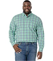 Big & Tall Newport Coast Palmira Plaid