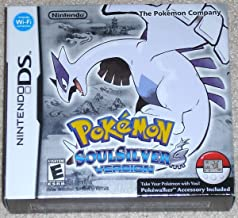 Pokemon Plata Silver Soul + Poke Walker