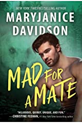 Mad for a Mate: A Sexy and Action-Packed Shifter RomCom (BeWere My Heart Book 3) Kindle Edition