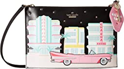 Kate Spade New York - Checking In Car Sima