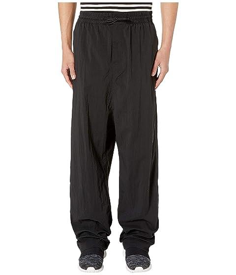 adidas Y-3 by Yohji Yamamoto Nylon Twill Wide Pants