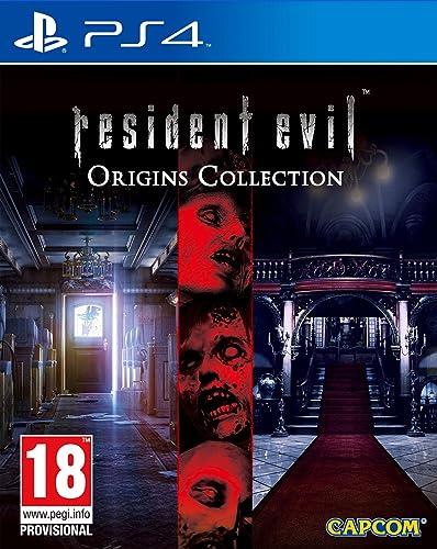 Halifax Sw Ps4 SP4R02 Resident Evil Origins Coll