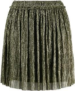 ISABEL MARANT ÉTOILE Luxury Fashion Womens JU103719A035E12DO Bronze Skirt | Fall Winter 19