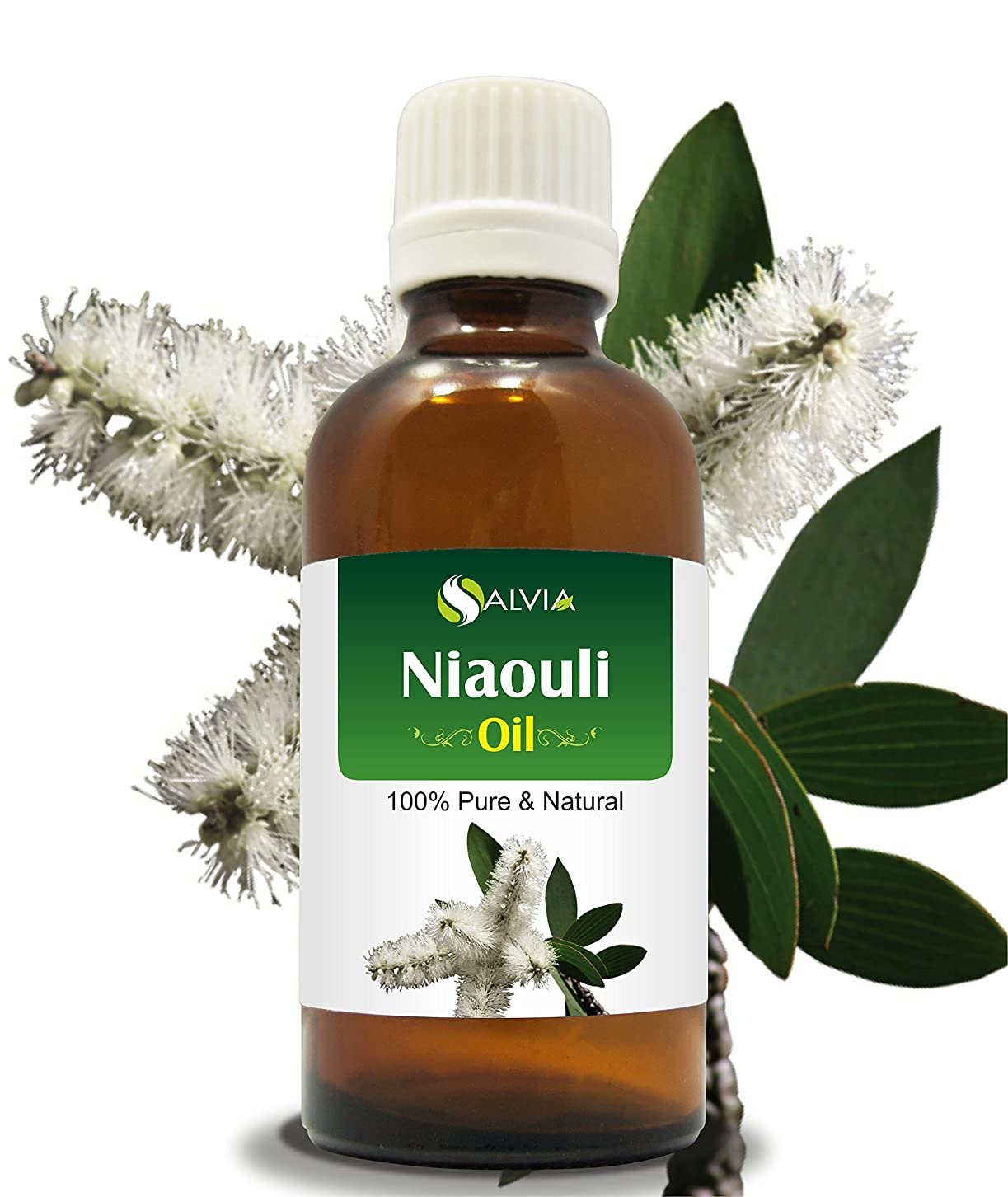 スリップ有害な法医学NIAOULI OIL 100% NATURAL PURE UNDILUTED UNCUT ESSENTIAL OIL 15ML