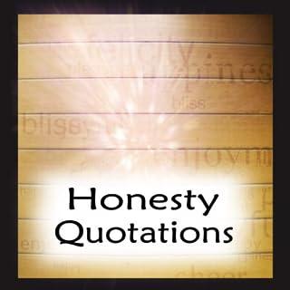Amazon com: honesty quotes