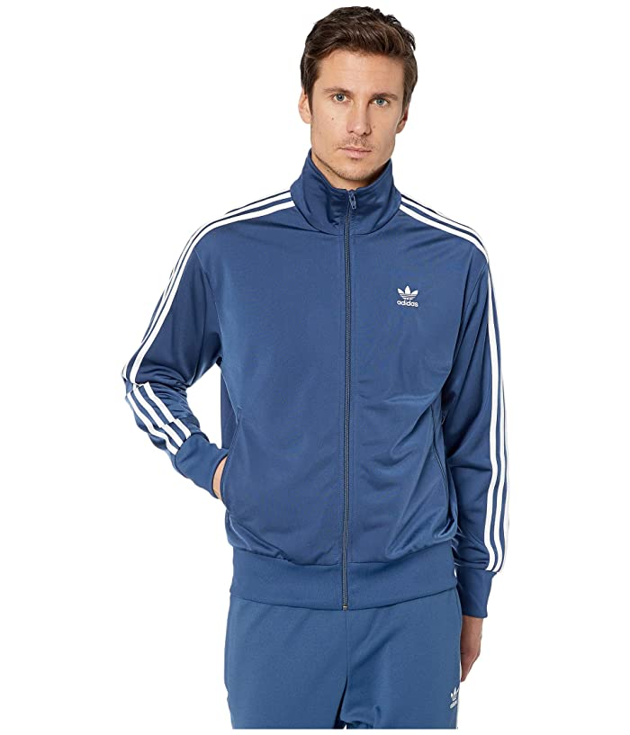 70s Workout Clothes | 80s Tracksuits, Running Shorts, Leotards adidas Originals Firebird Track Jacket Night Marine Mens Coat $49.37 AT vintagedancer.com
