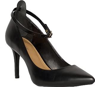 Detachable Shoe Straps | Silver Ankle Straps for Comfortable Pumps, Flats, Heels