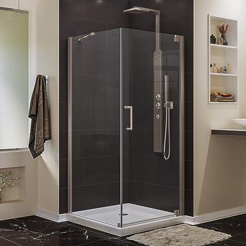 Bath Shower Enclosures Amazon Com