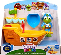 Muppets Babies Tubtime Cruiser, Multicolor