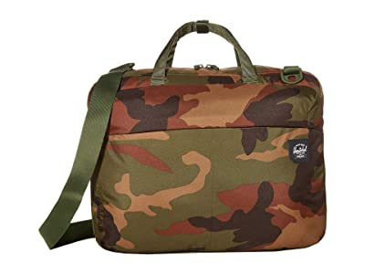 Herschel Supply Co. Britannia (Woodland Camo) Messenger Bags
