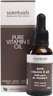 Scentuals Pure Vitamin E Oil 100-Percent Natural Beauty Oil, 30 Milliliters