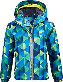 Watts 2Karts Sherpa Jacke mit Kapuze Jungen