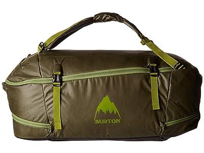 Burton Multipath Duffel 90L (Keef Coated) Duffel Bags