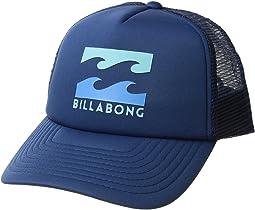 Billabong - Podium Trucker Hat (Big Kids)