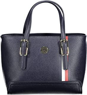 Tommy Hilfiger Women's Honey Small Tote Bag, Blue CJM - AW0AW07932