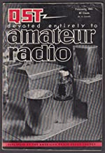 QST Amateur Radio ARRL DX Contest Electronic Instrumentation Loop Antenna 2 1951